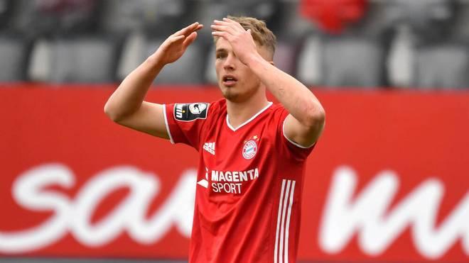 Fiete Arp konnte sich beim FC Bayern bislang nicht durchsetzen
