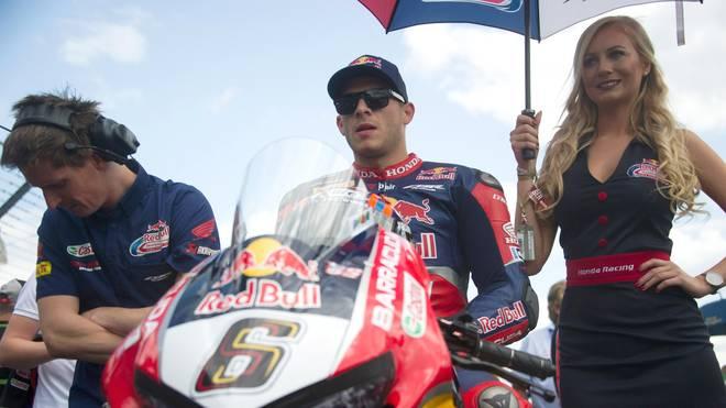 Stefan Bradl ist derzeit Testfahrer bei Honda in der MotoGP