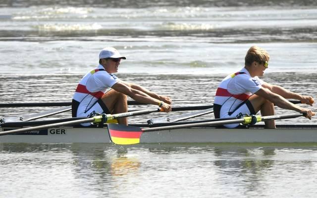 Osborne und Rommelmann sichern sich EM-Silber