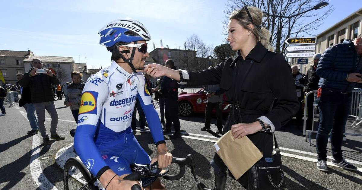 Sexism Scandal Based On A Caricature Of Alaphilippe And Girlfriend Archyde
