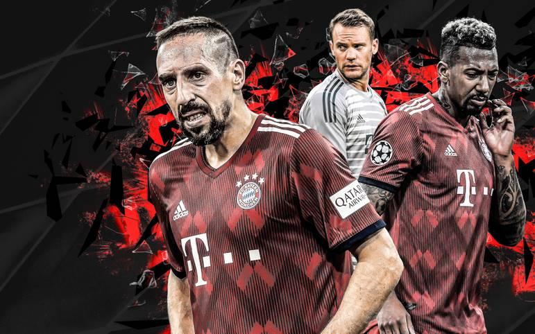 Die Bayern stehen im DFB-Pokal-Achtelfinale und befinden sich klar auf Achtelfinal-Kurs in der Champions League - so weit, so gut. Doch in der Bundesliga liegen sie nur auf Platz drei, die Leistungskurve zeigt deutlich nach unten. Frust, Unzufriedenheit und Ratlosigkeit machen sich vermehrt unter Verantwortlichen und Spielern breit