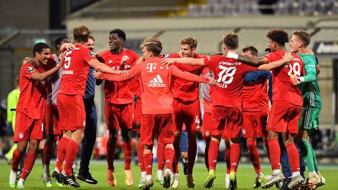 Die Spieler von Bayern II werden wohl schon bald einen neuen Trainer haben
