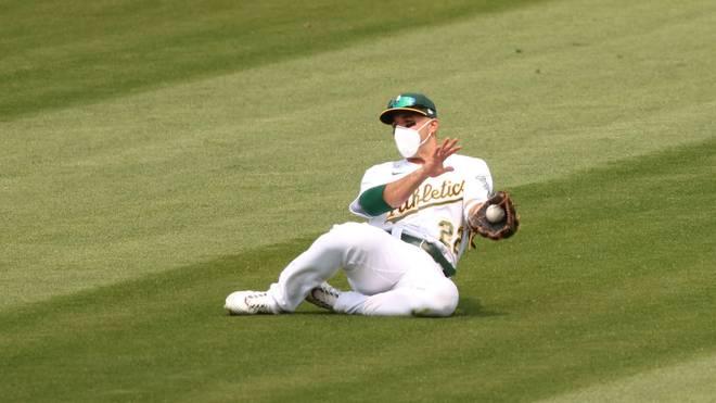 Bei den Oakland Athletics gab es neue Coronafälle