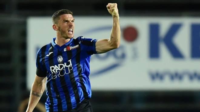 Robin Gosens leitete die Aufholjagd von Bergamo gegen Lazio ein