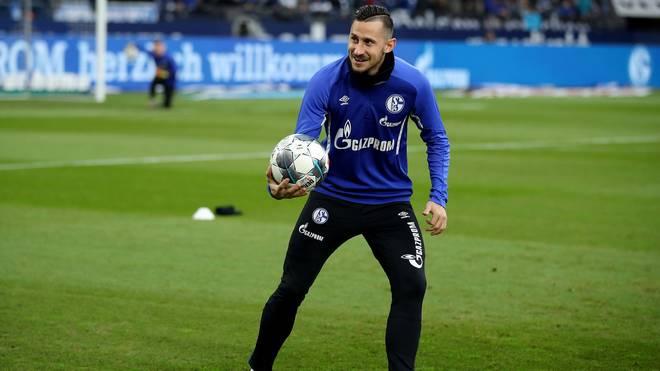 Steven Skrzybski wird für den Rest der Saison bei Fortuna Düsseldorf spielen