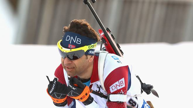 IBU Biathlon World Cup - Men's Individual