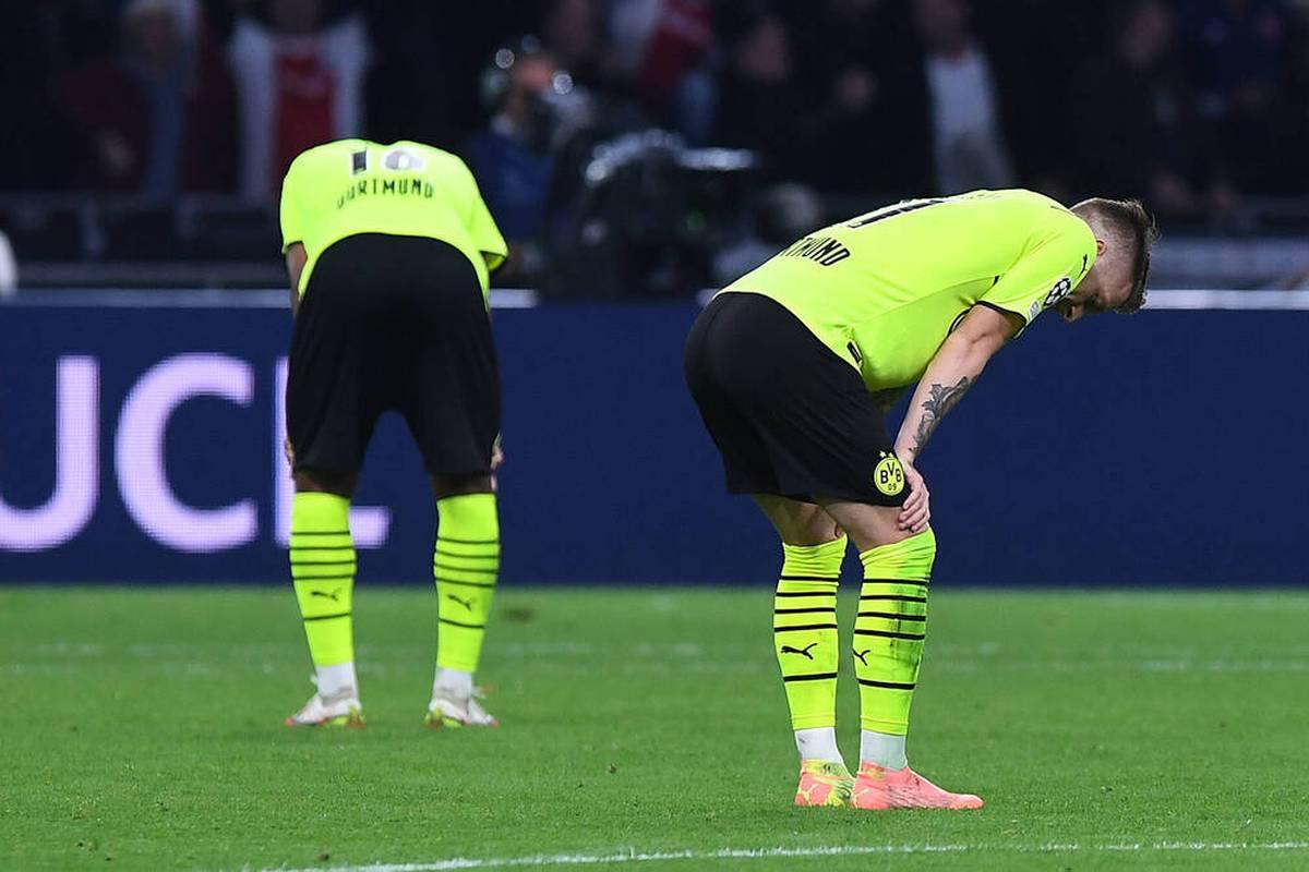 Der BVB geht bei Ajax unter. Doch wie konnte es zur Schmach von Amsterdam kommen? Und welche Folgen hat die Pleite?