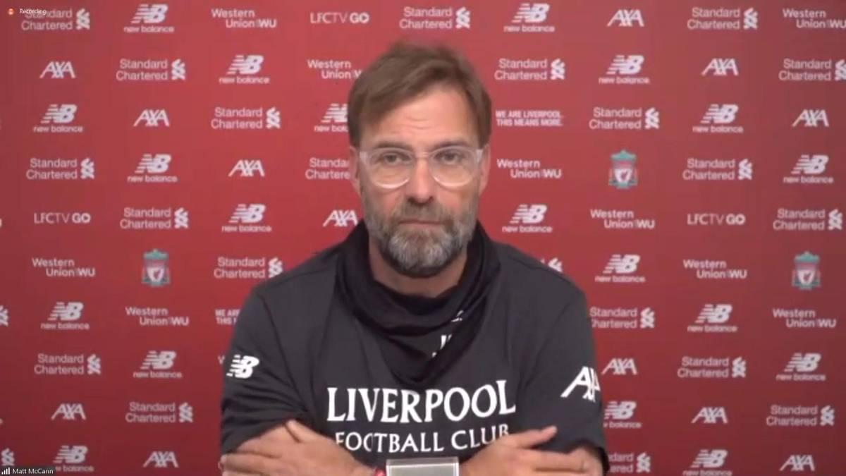 Jürgen Klopp äußert sich zum Urteil von Manchester City. Der Liverpool-Trainer ist ein großer Fan des Financial Fair Play, freut sich dennoch über die Entscheidung zugunsten von City.