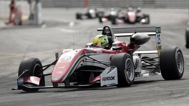 Mick Schumacher fährt seine nächste Top-10-Platzierung ein