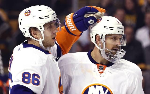 NHL, New York Islanders, Boston Bruins, Dennis Seidenberg
