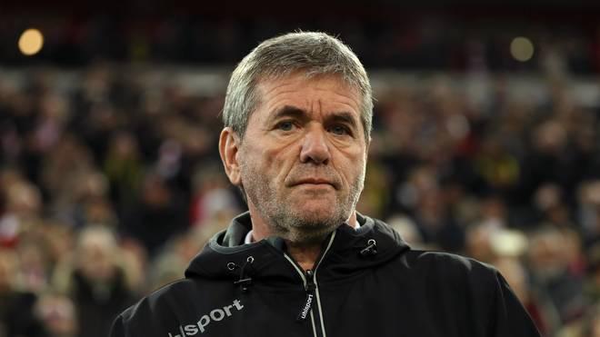 Friedhelm Funkel verlässt Fortuna Düsseldorf am Saisonende
