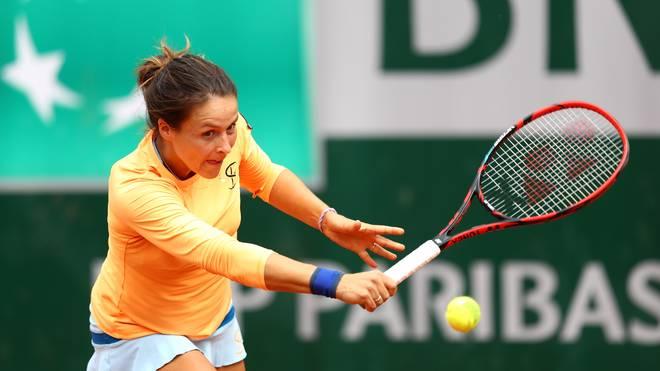 Tatjana Maria besiegt in der ersten Runde der French Open Jelena Jankovic aus Serbien