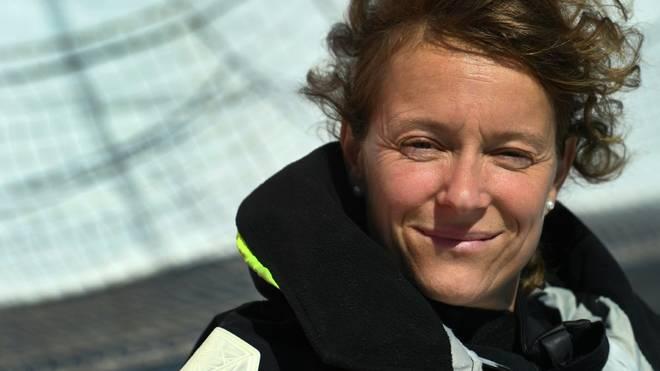 Musste am 62. Tag des Rennens aufgeben: Isabelle Joschke