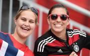 Frauen-WM: Norwegen - Deutschland in Bildern