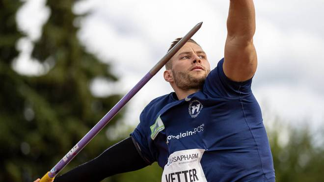 Johannes Vetter kommt dem Weltrekord immer näher