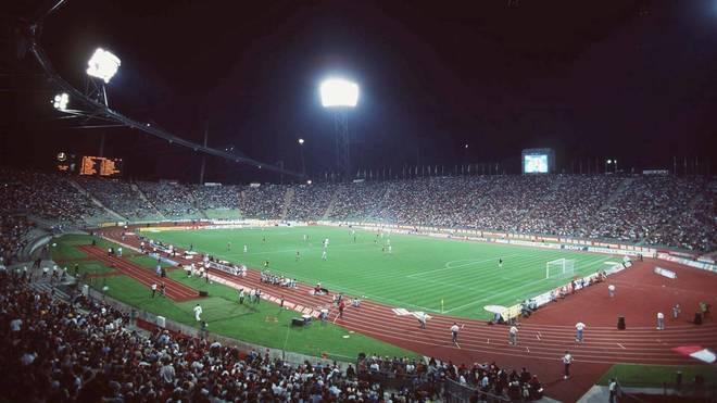 Im Münchner Olympiastadion könnte schon bald wieder Fußball gespielt werden