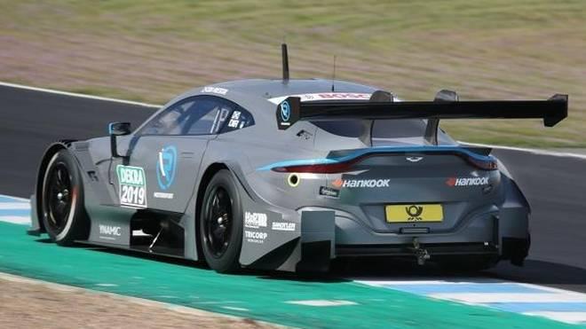 Kann Aston Martin bis Hockenheim konkurrenzfähig werden?