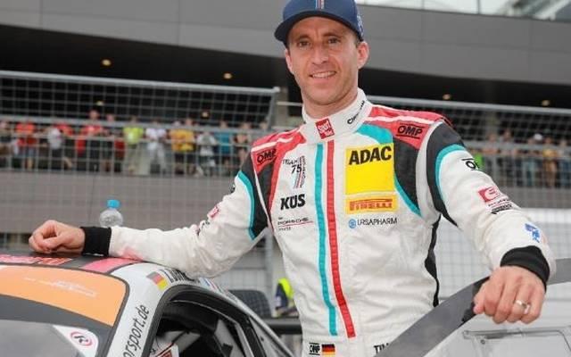 Bernhard markierte die schnellste jemals gestoppte Runde auf der Nordschleife