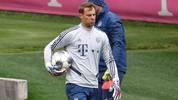 Manuel Neuer seiht das Thema Vertragsverlängerung auf einmal nicht mehr als drängend an