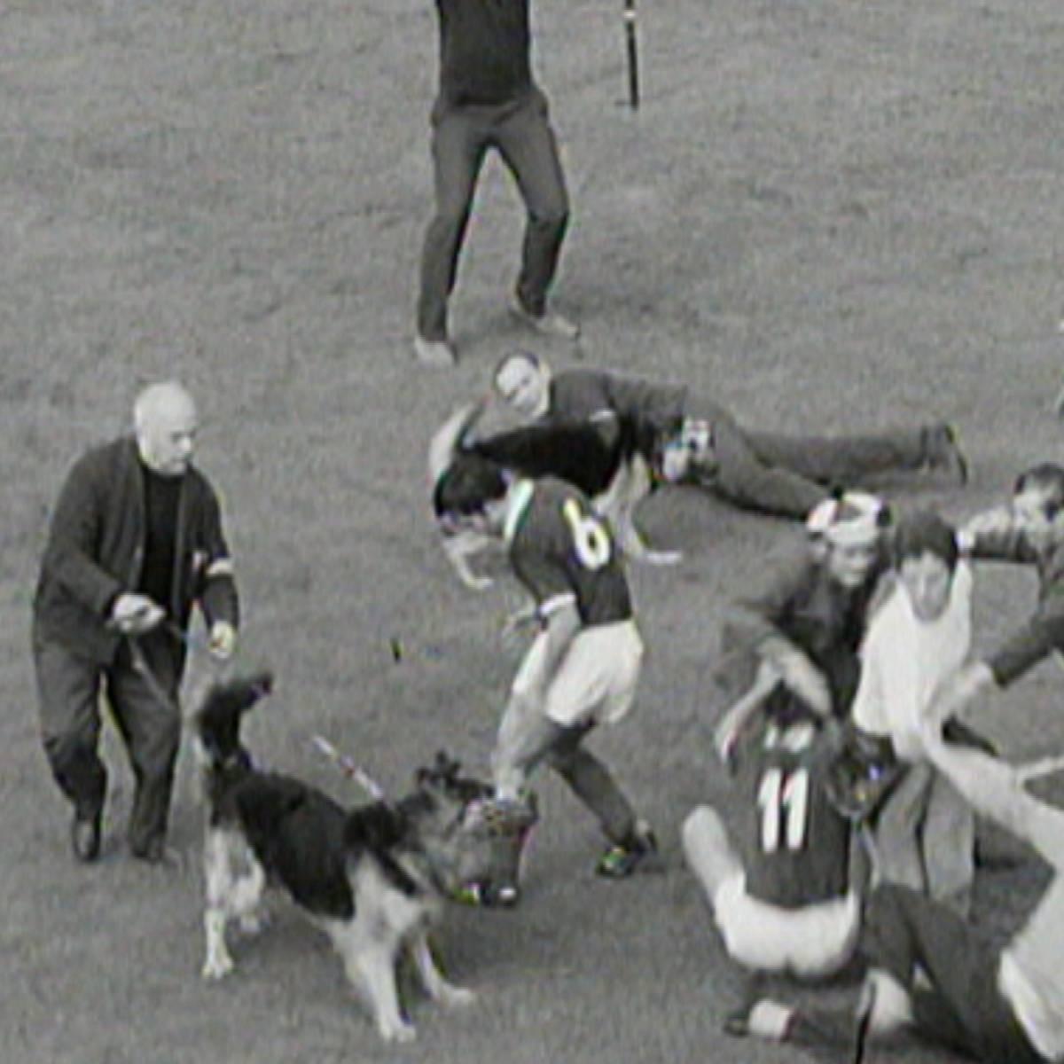 Friedel Rausch und der legendäre Hundebiss im Revierderby