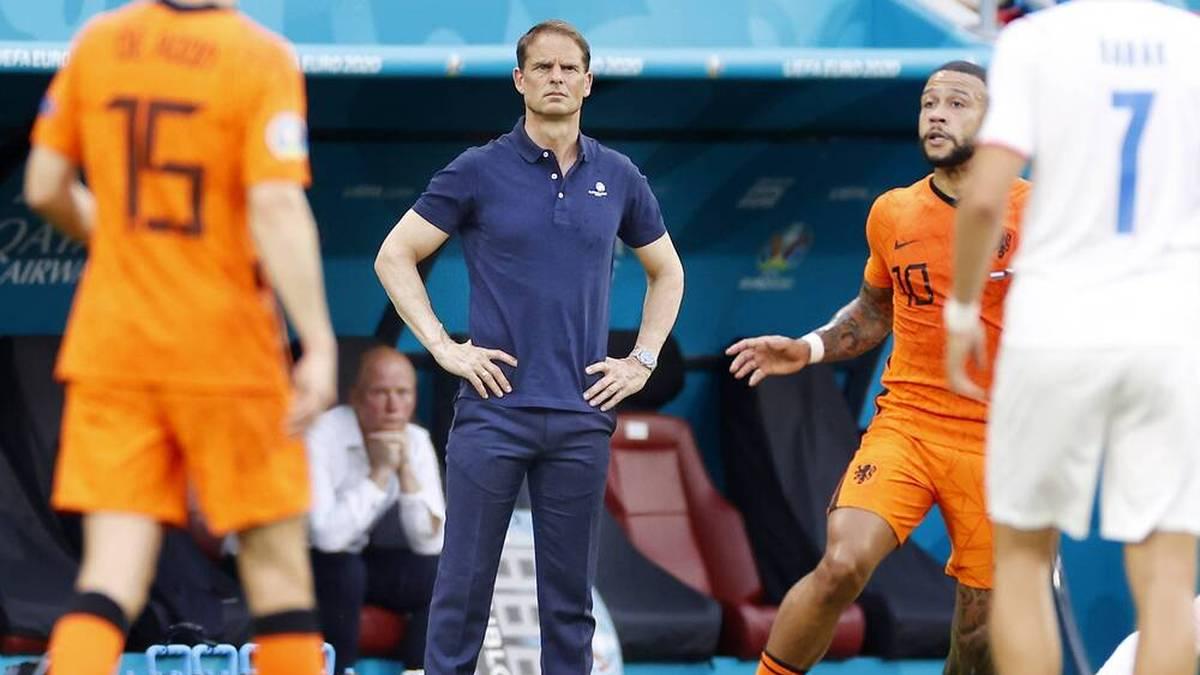 """Keine gesunde Situation"": De Boer schmeißt hin"