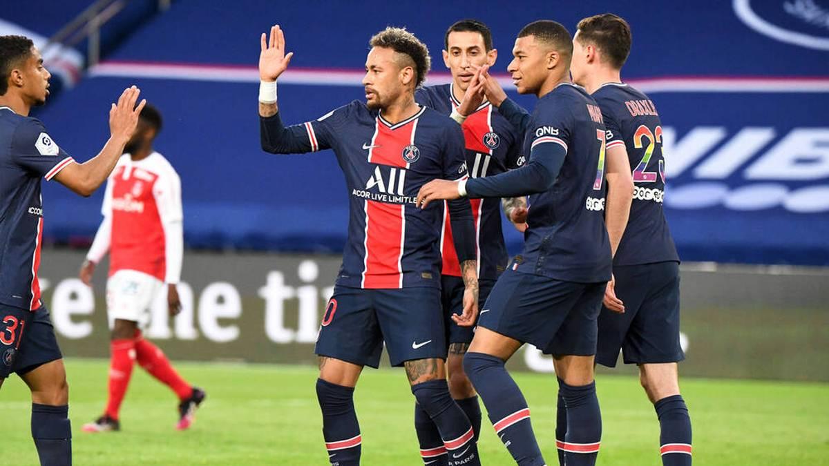 Showdown! PSG wahrt Titel-Chance - Draxler früh raus