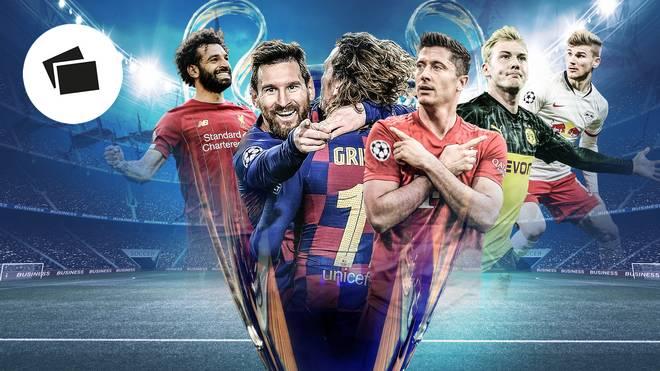 Das große Powerranking zur Champions League