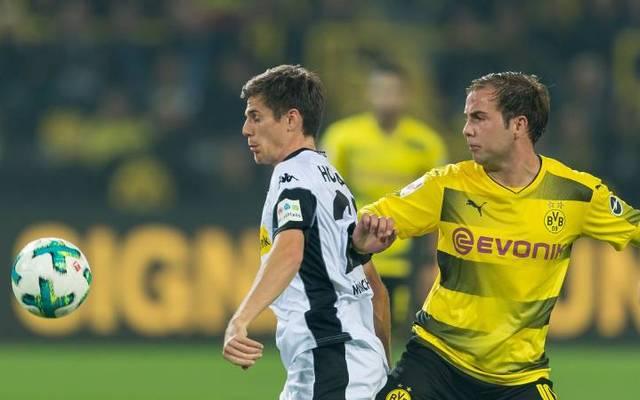 Jonas Hofmann und Mario Götze waren früher beim BVB Teamkollegen