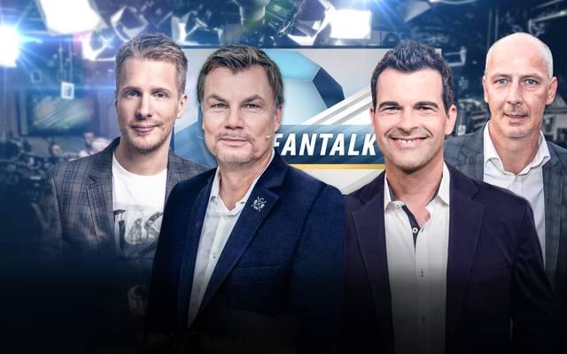 Im Fantalk begleiten die SPORT1-Moderatoren und -Experten die Champions-League-Abende