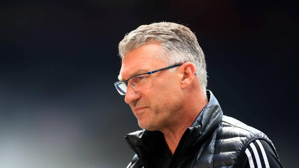 Zwei Spieltage vor Saisonende: Watford feuert Coach Pearson