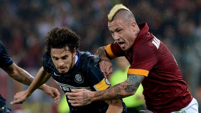 FBL-ITA-SERIEA-AS ROMA-INTER MILAN