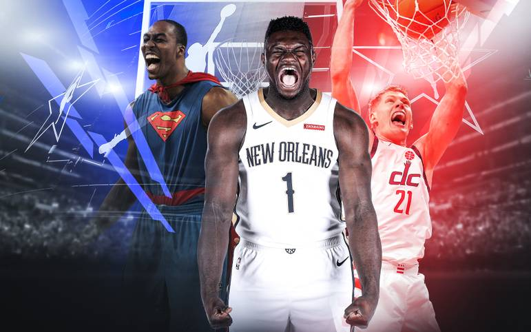 Die Topstars der NBA treffen sich am Wochenende in Chicago zum All-Star Game. Ab Freitag finden aber bereits die beliebten Contests wie der Dunkint-Wettbewerb statt. SPORT1 zeigt die Teilnehmer der Events mit einem Deutschen