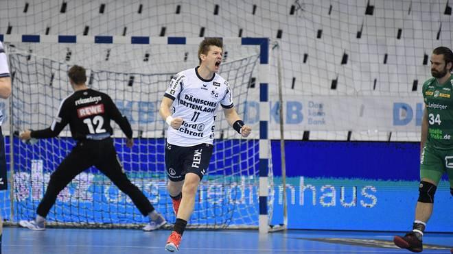Die SG Flensburg-Handewitt schlägt im Titelkampf der HBL zurück