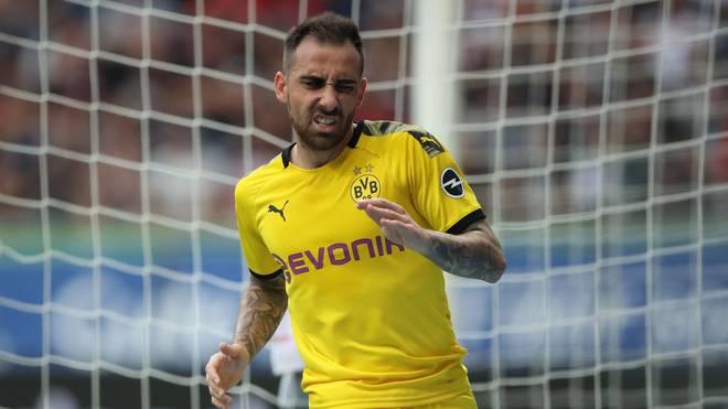 BVB gegen Borussia ohne Alcácer
