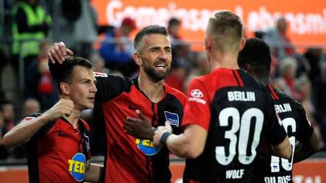Hertha BSC will gegen Fortuna den dritten Sieg in Serie