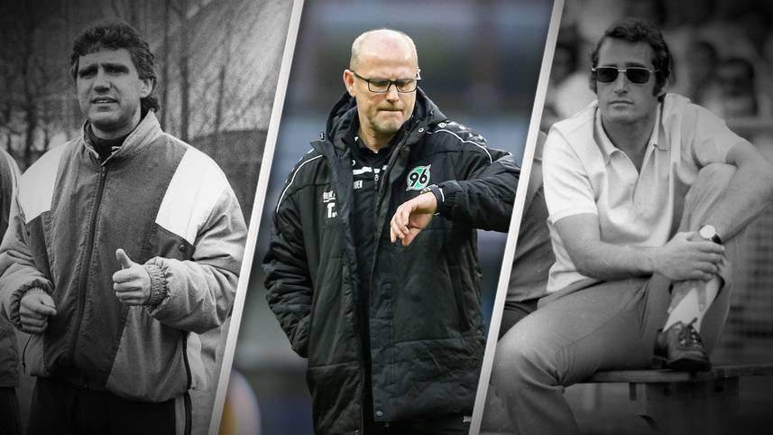 Thomas Schaaf hat bei Hannover 96 mit fünf Auftaktpleiten einen der schlechtesten Einstände der Bundesliga-Historie hingelegt - doch es geht noch schlechter. SPORT1 zeigt die erfolglosesten Trainerstarts.
