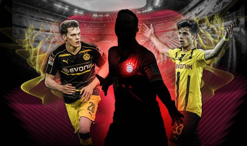 SPORT1 zeigt die Top 15 mit den meisten Ballkontakten der Bundesliga. Ein Bayern-Star sticht heraus, da hat selbst ein Dortmunder Duo keine Chance