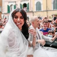 Italiens EM-Star mit Mega-Bock bei eigener Hochzeit