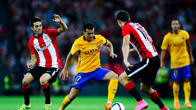 Athletic Club v Barcelona - Spanish Super Cup: First Leg