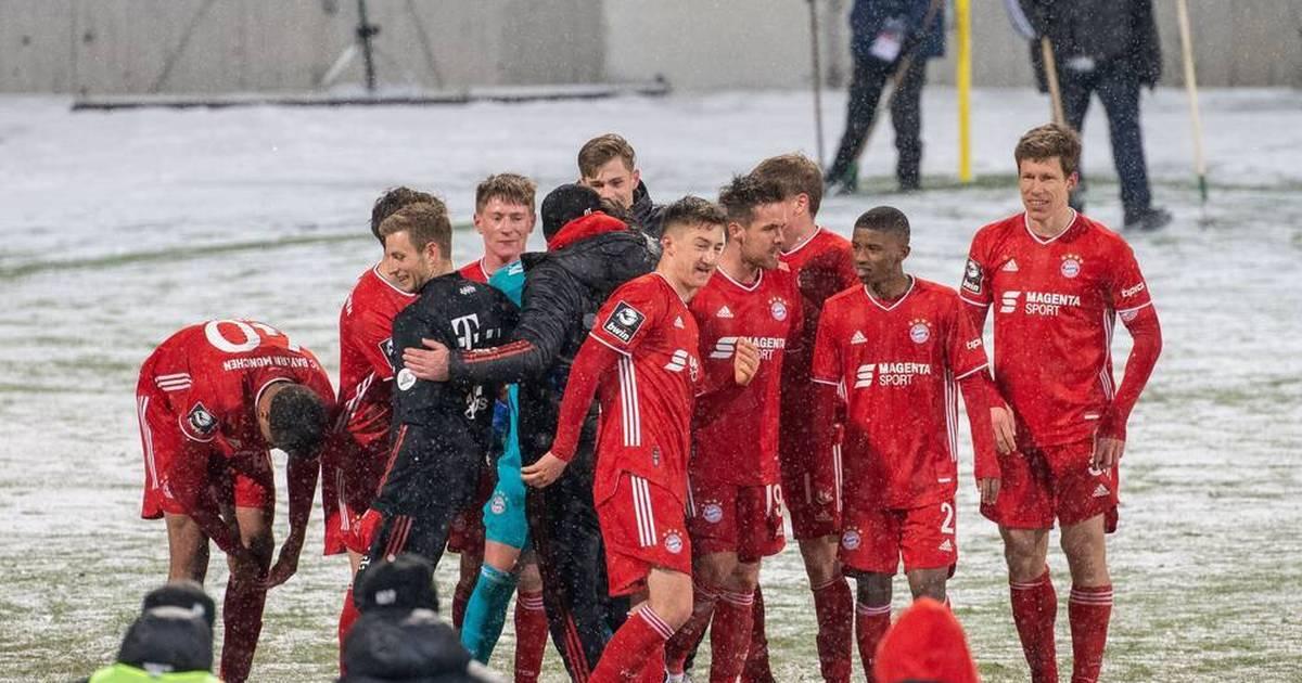 3. Liga: Bayern München II besiegt FSV Zwickau - SPORT1