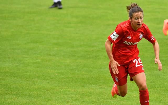 Nicole Rolser übernimmt beim FC Bayern eine neue Rolle
