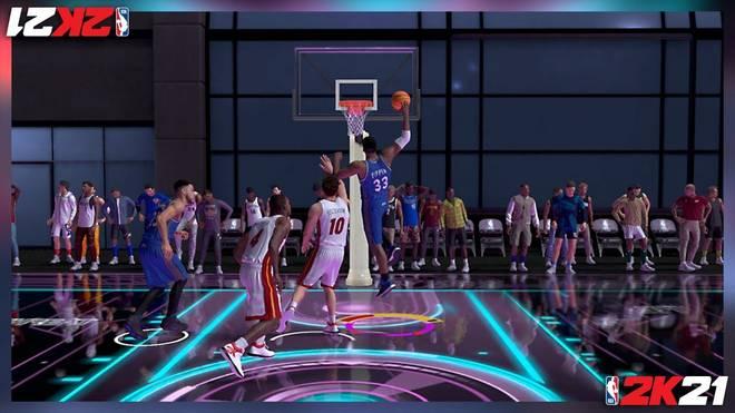 NBA 2K21 erscheint am 4. September