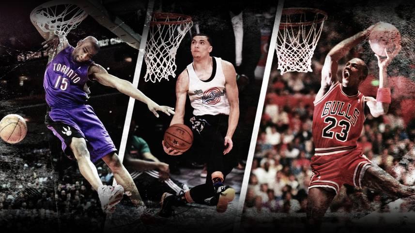 Der Slam Dunk Contest ist traditionell das Highlight des NBA All Star-Weekends. Die spektakulärsten Athleten der NBA reißen die Fans aus ihren Sitzen. Auch die diesjährige Auflage enttäuscht nicht, schafft es aber nicht in die Top Ten. SPORT1 die zehn besten Wettbewerbe aller Zeiten im Ranking