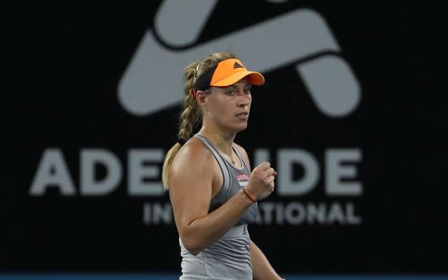 Angelique Kerber gewinnt Auftaktmatch in Adelaide
