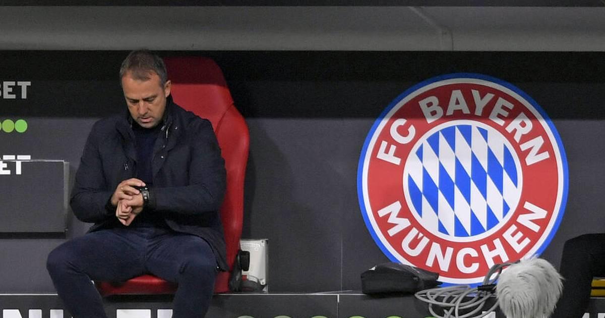FC Bayern: Enthüllt! Nur dann darf Hansi Flick den FCB verlassen - SPORT1
