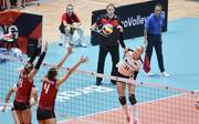 Volleyball / EM Frauen