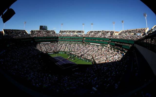 Die US Open könnten in Indian Wells stattfinden