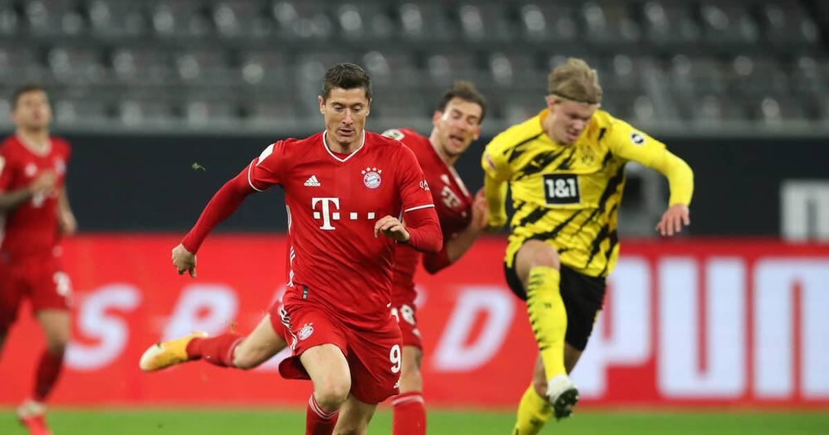 Bundesliga Spielplan: Topspiele des FC Bayern gegen BVB und Leipzig terminiert - SPORT1