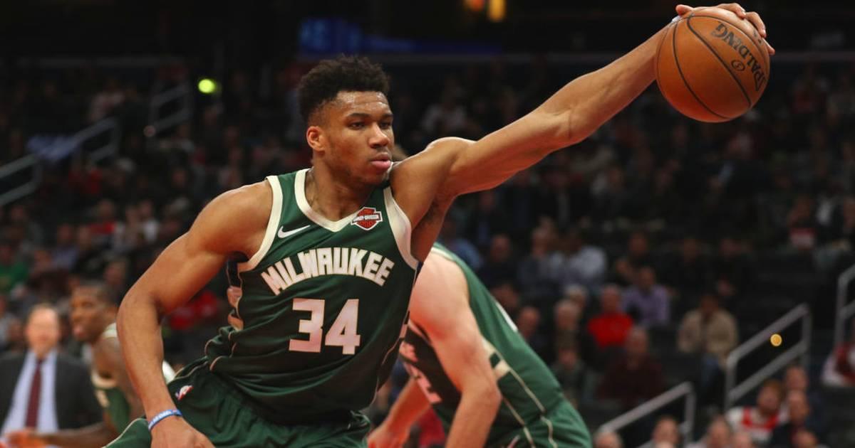 NBA: Antetokounmpo führt Milwaukee Bucks gegen OKC & Schröder zum Sieg
