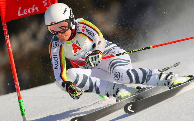 Lena Dürr verpasste das Finale der besten 16